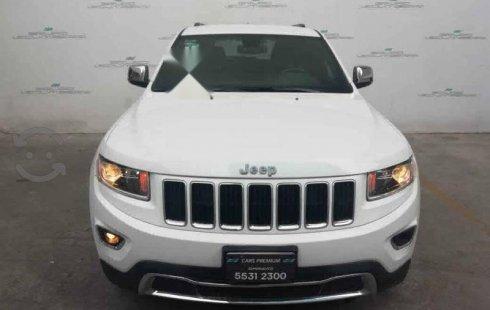 Jeep Grand Cherokee 2015 en Huixquilucan