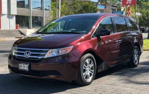 Tengo que vender mi querido Honda Odyssey 2012