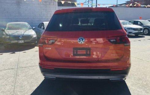 Carro Volkswagen Tiguan 2019 en buen estadode único propietario en excelente estado