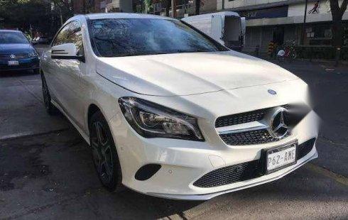 Se vende urgemente Mercedes-Benz Clase CLA 2017 Automático en Benito Juárez