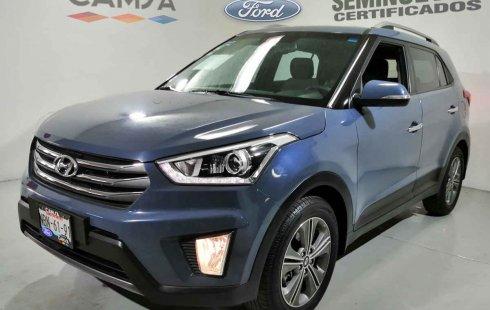 No te pierdas un excelente Hyundai Creta 2017 Automático en Benito Juárez
