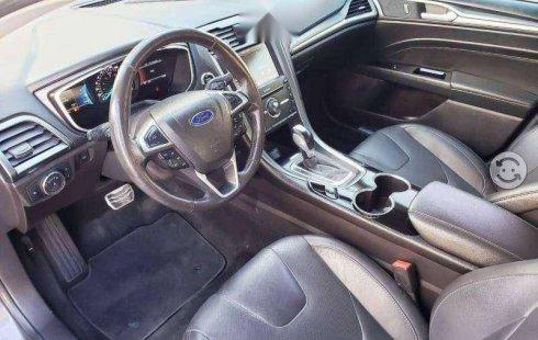 Quiero vender urgentemente mi auto Ford Fusion 2016 muy bien estado