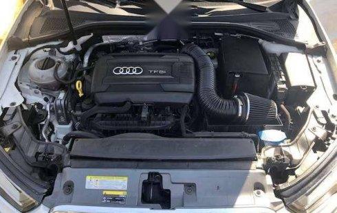 Se vende un Audi A3 2016 por cuestiones económicas