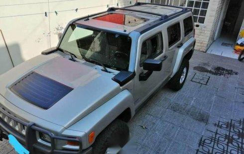 Hummer H3 impecable en Iztacalco más barato imposible