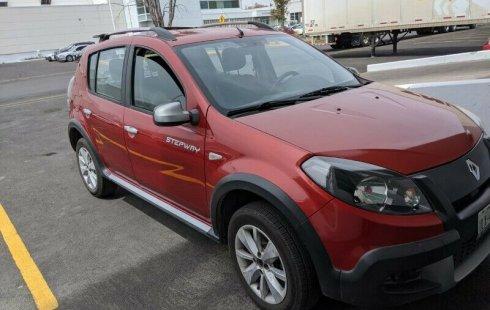 Carro Renault Stepway 2012 en buen estadode único propietario en excelente estado