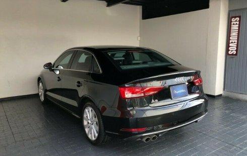 Un excelente Audi A3 2017 está en la venta