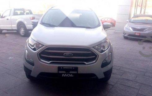 Ford EcoSport 2018 barato en Monterrey