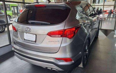 Hyundai Santa Fe 2017 en Iztacalco