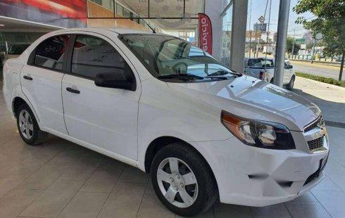 Auto usado Chevrolet Aveo 2018 a un precio increíblemente barato