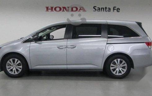 Quiero vender un Honda Odyssey usado