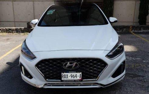 Hyundai Sonata 2018 barato en Coyoacán