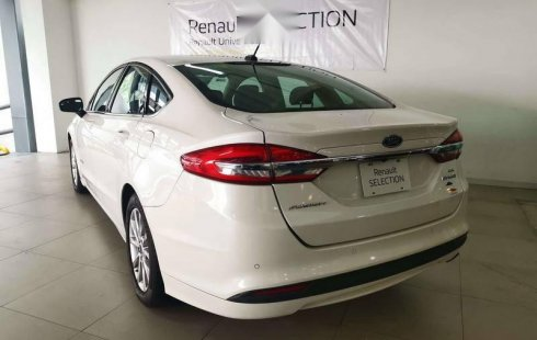 Ford Fusion 2017 barato en Benito Juárez