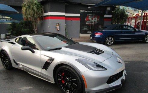 No te pierdas un excelente Chevrolet Corvette 2017 Automático en San Pedro Garza García