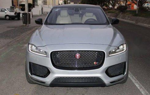 Jaguar F-PACE impecable en Querétaro más barato imposible