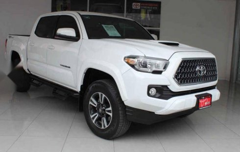 En venta un Toyota Tacoma 2019 Automático en excelente condición
