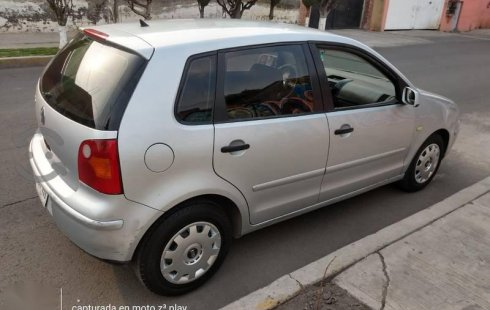 Quiero vender inmediatamente mi auto Volkswagen Polo 2003 muy bien cuidado