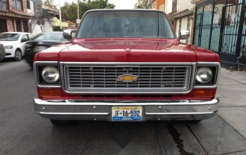 Chevrolet Cheyenne impecable en Zapopan