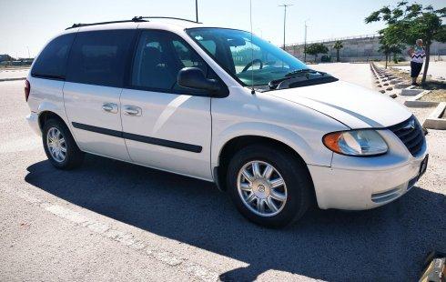 Chrysler Voyager 2007