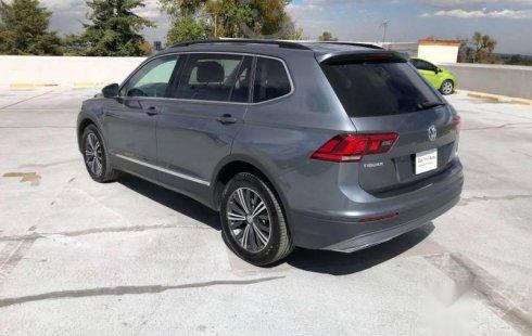 Un excelente Volkswagen Tiguan 2019 está en la venta