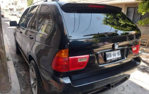 Se vende urgemente BMW X5 2002 Automático en Ecatepec de Morelos