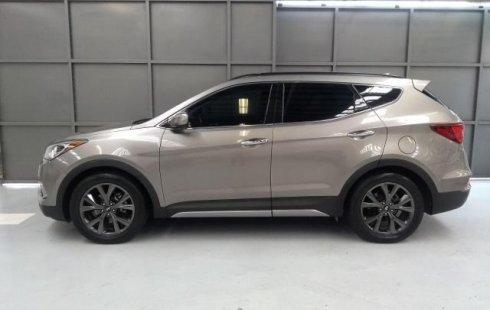 Quiero vender urgentemente mi auto Hyundai Santa Fe 2017 muy bien estado