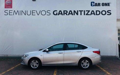 Chevrolet Cavalier 2019 usado en Cuajimalpa de Morelos