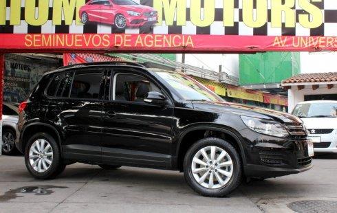 Volkswagen Tiguan 2015 barato en Coyoacán