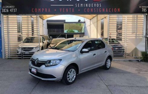 Renault Logan 2017 impecable