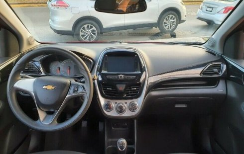 Chevrolet Spark 2017 usado