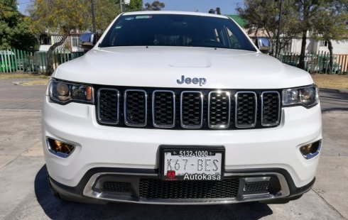 Jeep Grand Cherokee impecable en Gustavo A. Madero