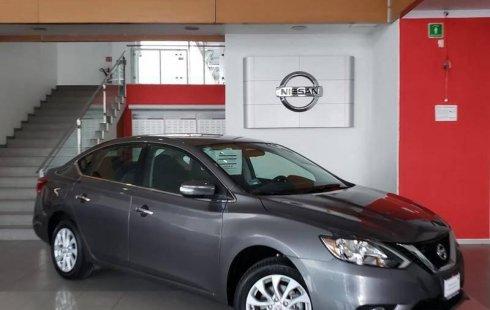 Coche impecable Nissan Sentra con precio asequible
