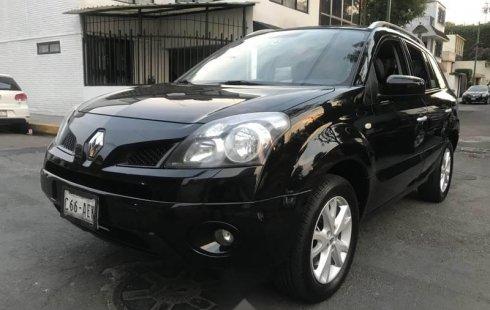 No te pierdas un excelente Renault Koleos 2011 Automático en Coyoacán