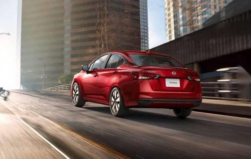 Precio de Nissan Versa 2020