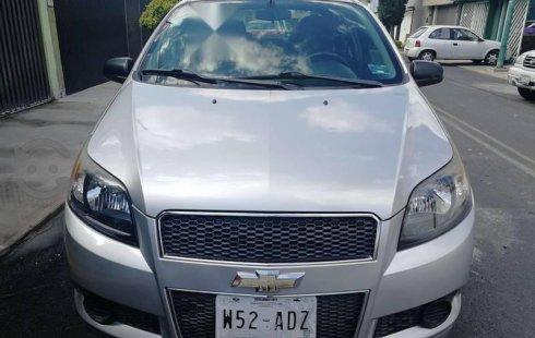 Tengo que vender mi querido Chevrolet Aveo 2013