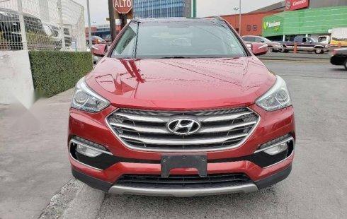 Llámame inmediatamente para poseer excelente un Hyundai Santa Fe 2017 Automático