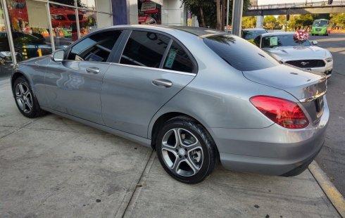 Urge!! Vendo excelente Mercedes-Benz Clase C 2016 Manual en en Benito Juárez