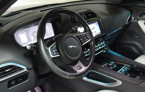 En venta un Jaguar F-PACE 2017 Automático muy bien cuidado