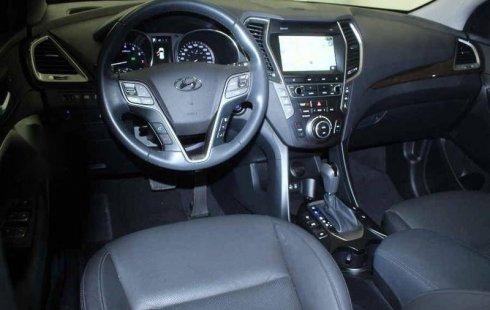Llámame inmediatamente para poseer excelente un Hyundai Santa Fe 2018 Automático