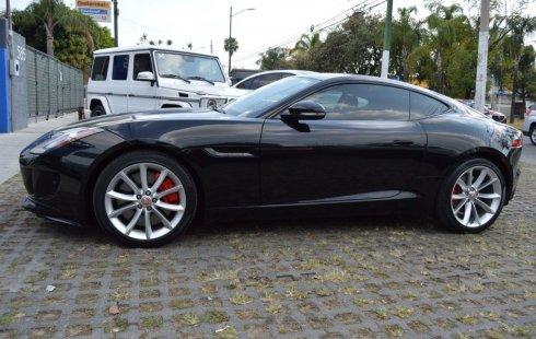 Carro Jaguar F-Type 2016 en buen estadode único propietario en excelente estado