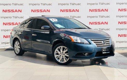 Nissan Sentra impecable en Tláhuac más barato imposible