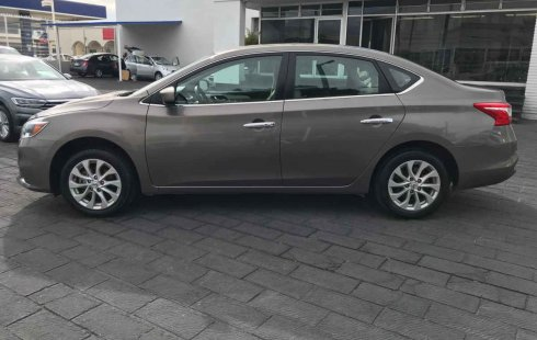 Nissan Sentra 2018 impecable