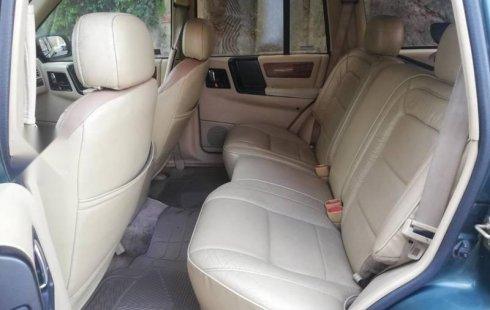 Tengo que vender mi querido Jeep Grand Cherokee 1994