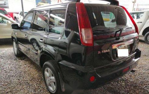 No te pierdas un excelente Nissan X-Trail 2004 Automático en Guadalajara