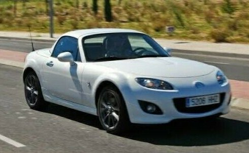 Mazda MX-5 precio muy asequible