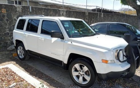 En venta carro Jeep Patriot 2012 en excelente estado