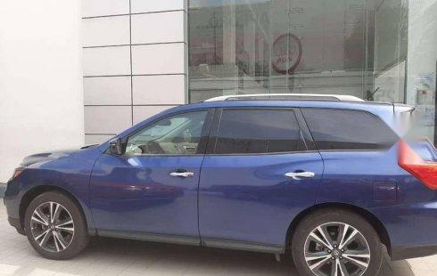 Nissan Pathfinder 2018 usado