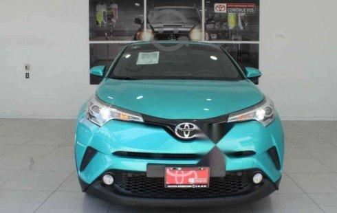 Se vende un Toyota C-HR 2018 por cuestiones económicas