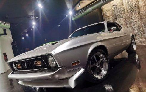 Llámame inmediatamente para poseer excelente un Ford Mustang 1971 Manual
