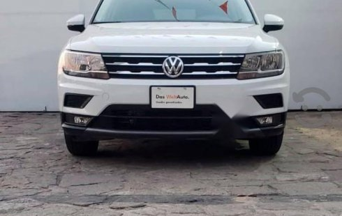 Se vende un Volkswagen Tiguan de segunda mano