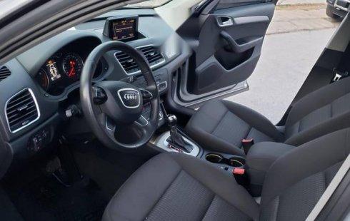 Un Audi Q3 2014 impecable te está esperando